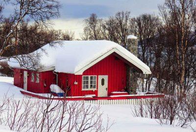 Noorwegen sneeuwbestemming