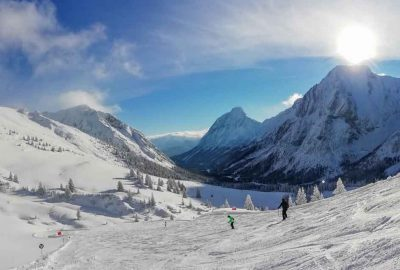 wintersport Tirol